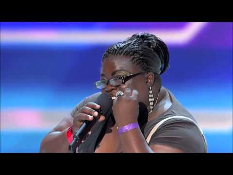 Panda Ross - Bring It On Home To Me (X Factor USA 2012 - Originally sung by Sam Cooke)