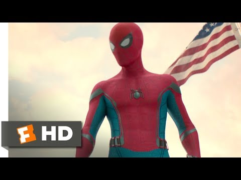 Spider-Man: Homecoming (2017) - That Spider Guy Scene (1/10) | Movieclips