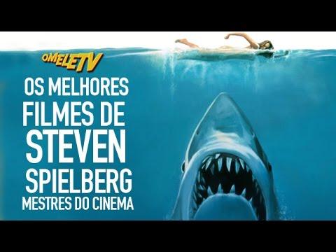 Os melhores filmes de Steven Spielberg - Mestres do Cinema | OmeleTV