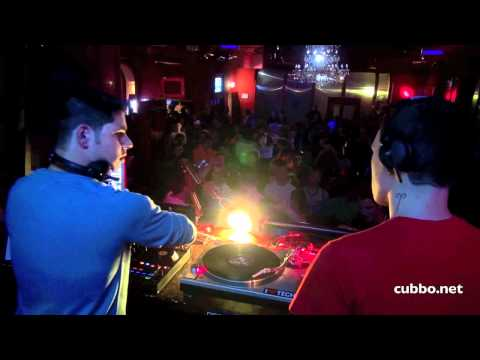 Full Videoset O.B.I. & Lukas @ Red Room - Bologna -