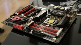ASRock Fatal1ty Z77 Professional Motherboard Features Review & Unboxing (Ivy Bridge)