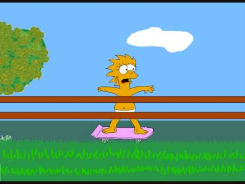 lisa simpson squirting pussy