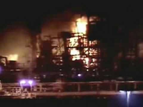 CropScience Explosion and Fire August 28, 2008 Video