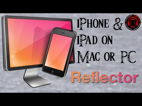 Reflector 2 Tutorial on iPhone & iPad [Deutsch/German]