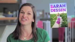 Bestselling author Sarah Dessen Talks about The Moon and More