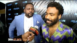 DONALD GLOVER REVEALS WHICH ACTOR IS MOST LIKE HIS CHARACTER ON 'ATLANTA'