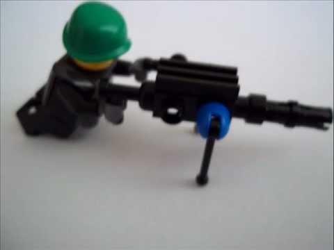 How To Build Lego Guns Videos