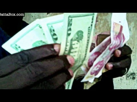 Nigeria's Black Market Money-Changers