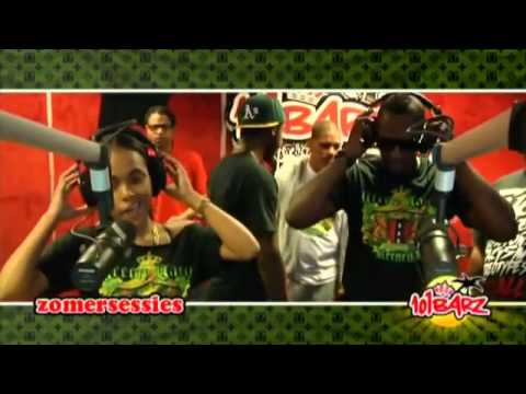 101 Barz   Greengang Zomersessie 1 Part 1 2011 + MP3 DOWNLOAD