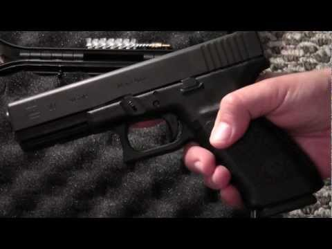 Glock 20 SF 10mm Auto Part 2: Ammo and Modifications/Upgrades
