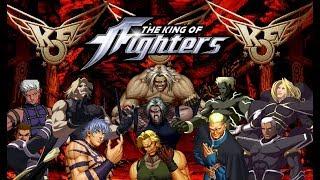 Derrotando a los jefes finales de The king of fighters (KOF 94-2003.)