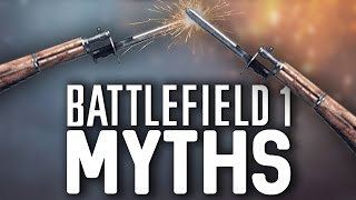 Bayonet Charge vs Bayonet Charge (BF1 Mini Myth)
