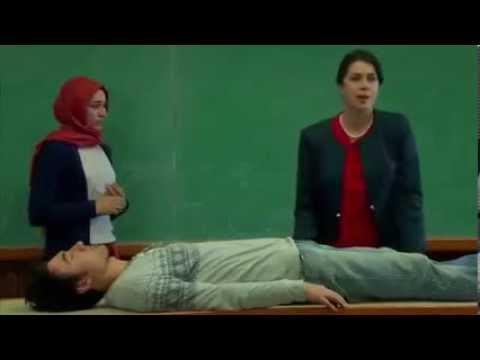 Bir 28 Şubat Dizisi ;türbanlı Doktor Adayının Hocasıyla İmtihanı video