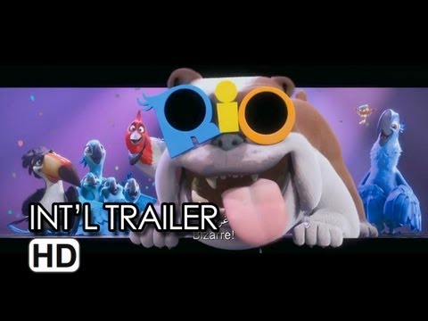 Rio 2 Official International Teaser Trailer (2014) - Anne Hathaway Animated Movie Hd video