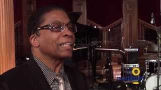 "Herbie Hancock: ""What keeps Jazz alive..."""