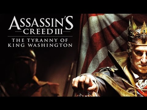 Trailer Assassin\'s Creed 3: The Tiranny Of King Washington DLC 2