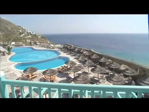 Royal Myconian Hotel & Thalasso Center – Mykonos, Greece