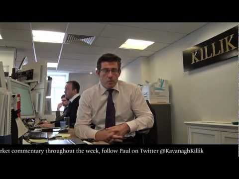 Paul Kavanagh's Market Update, 18 March 2013