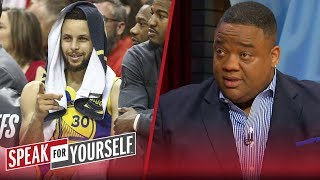 Stephen Curry's struggles are a result of Kevin Durant's play — Whitlock | NBA | SPEAK FOR YOURSELF