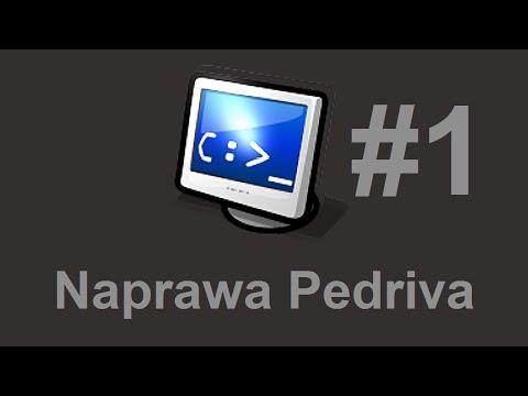 Kurs CMD #1 - Jak Naprawić Pendriva Gdy Komputer Go Nie Widzi ?