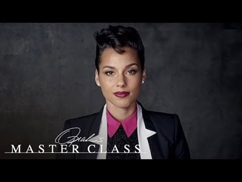 The Word Alicia Keys Banned from Her Vocabulary - Oprah's Master Class - Oprah Winfrey Network