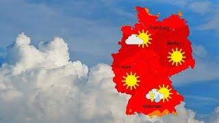 Wetter SchweiГtreibender Sonntag 24.08.2019