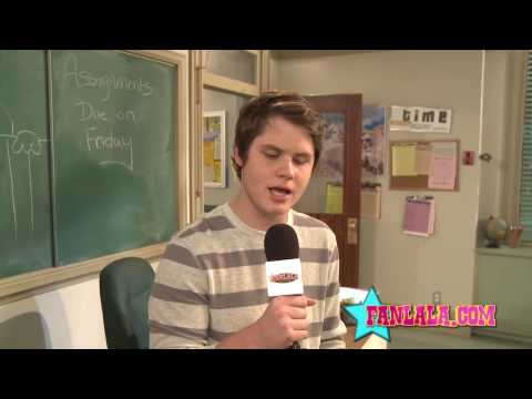True Jackson VP's Matt Shively On Sterling Knight...Who Gets Recognized More? Video