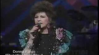 Watch Donna Fargo That Was Yesterday video