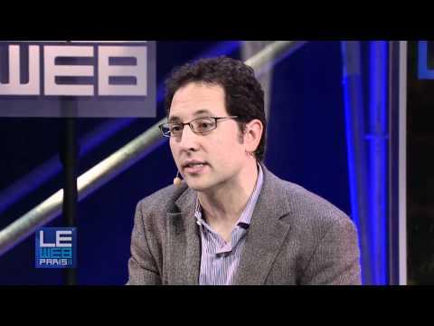 LeWeb 2011 Chris Capossela, Microsoft Corporation and Loic Le Meur