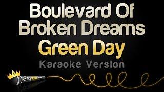 Download Lagu Green Day - Boulevard Of Broken Dreams (Karaoke Version) Gratis STAFABAND