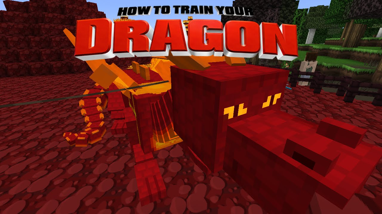 minecraft how to train your dragon 7 card