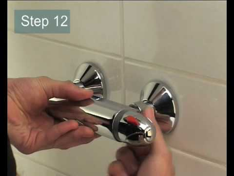 Mira Showers - Step-by-Step Guide to Using Mira Bar Valve Fixings Kit