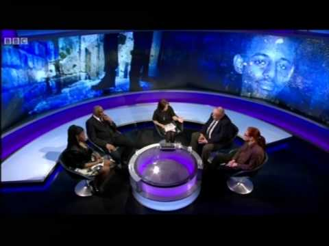 Stephen Lawrence and Police Corruption - Newsnight Part 3 of 3