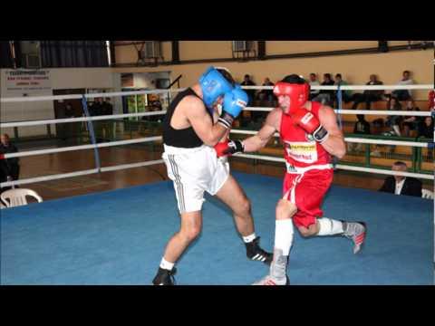 Panathinaikos boxing - 2011 Champions