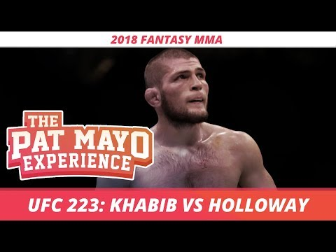 2018 Fantasy MMA: UFC 223 DraftKings Preview, Fight-By-Fight Picks & Rousey at Wrestlemania 34