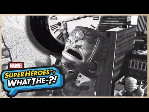Marvel Super Heroes:What The--?!:MODOK's MOMENTS