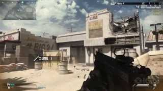 Call of Duty Ghosts | IA-2 Marksman Class Gameplay (Multiplayer Gameplay)