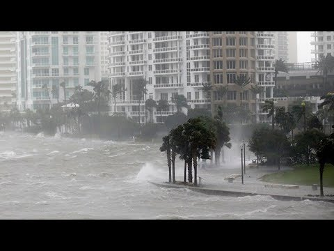 Live: Tracking Orlando Hurricane IRMA Set to SLAM FLORIDA  - Hurricane Irma intensifying Turns deadl