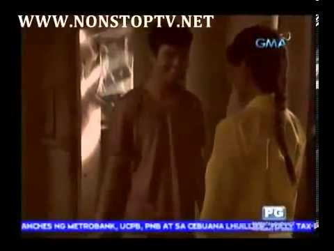 JANINE GUTIERREZ AND ELMO MAGALONA IN Villa Quintana November 19, 2013 GMA 7
