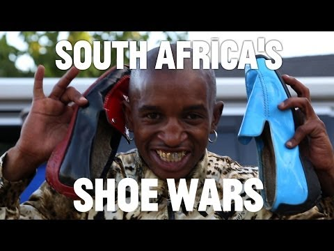 South Africa's Material Boys