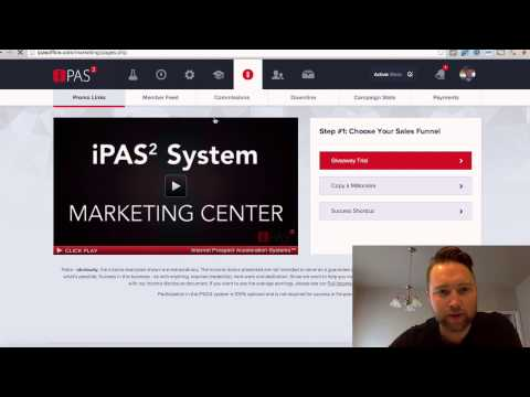 Ipas2 System Review | Income Proof For December 2014 (Black Card | $12,550 In 1 Month)