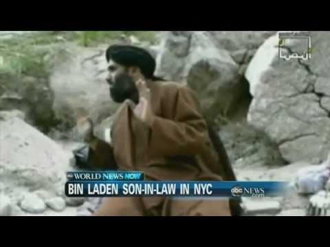 WEBCAST: Bin Laden Son-In-Law in NYC