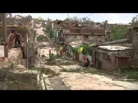 image vidéo إعصار ساندي : حالة من الرعب تسود الأمريكيين