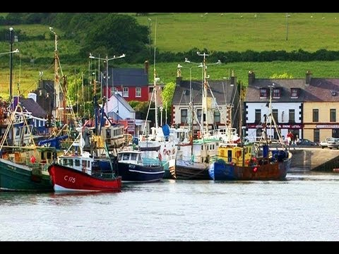 FOOTLOOSE IN IRELAND -  DINGLE & DUBLIN DVD travel guide video