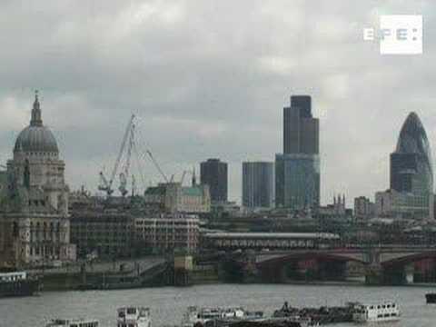 Príncipe de Gales critica la arquitectura moderna de Londres