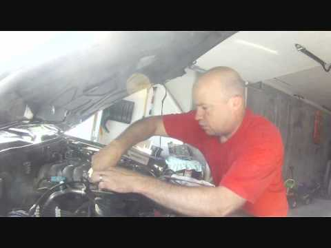 How To Change Ignition Coils 2001 Nissan Pathfinder