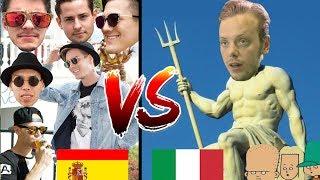 JLC VLOGG →  GADDNING I SPANIEN OCH FOTBOLL I ITALIEN