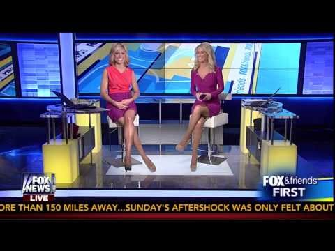 Ainsley Earhardt Heather Childers