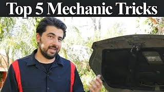 Top 5 Mechanic Tricks and Hacks I use on the Reg