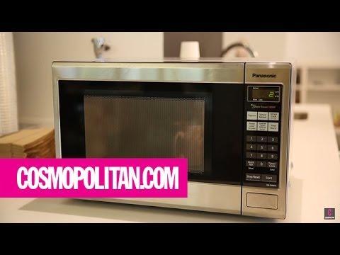 Food Hack: Brownies in 2 Minutes | Cosmopolitan